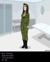 Military Drone - 3 by sortimid