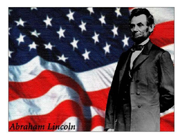Abraham Lincoln by BendxThexBracket