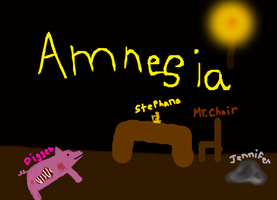 Meanwhile in the Amnesia house by Chibi-Rainbow