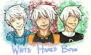 My White Haired Boys by guardian-angel15