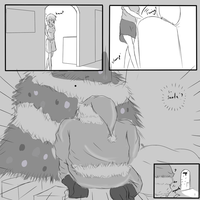 Tiny Christmascomic9 by ZEROXMISSION