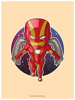 Iron Man by bayubaruna