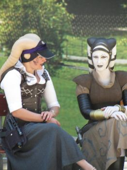 Twi'lek Talk by BookwormElV