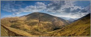 Derwentfolds Panorama by Rebacan