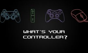 Choose Your Controller by fantasylover100