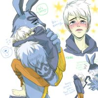 Bunny and Jack Log by Breetroad
