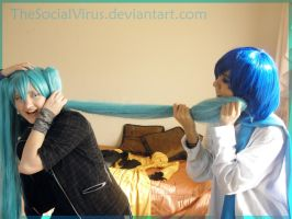 Kaito 09: My love by TheSocialVirus