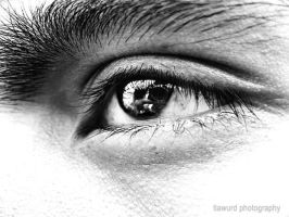 his eyes tell the story by chawie