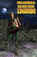 Kate Quantum and the Lost Lunar Legends by Zaarin1