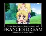 France's Dream by GrimmyKitty64
