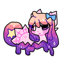 Space slimerock pup auction by puqqie