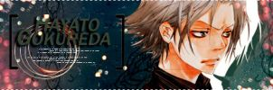 Gokudera by LadyMirch
