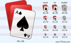 Poker Icon by sport-icons