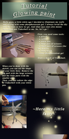 Tutorial - Glowing Paint by x-Lilou-chan-x