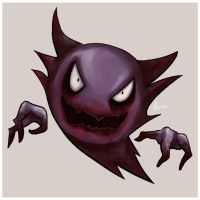 Haunter by mkibbons
