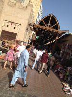 Bur Dubai by Toash