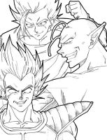 Dragon Ball Z by ShinMitsuomi