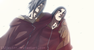 Nagato and Itachi 548 by 132Jester