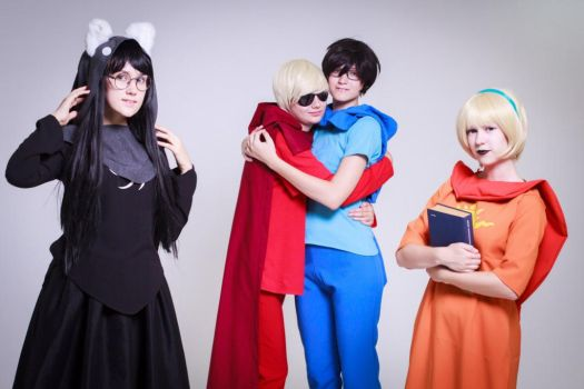 Glad to see you?.. by KarPChan