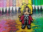Edward Elric by HigurashiKarly