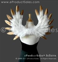 METALLIC GOLD tip Julietta by eProductSales