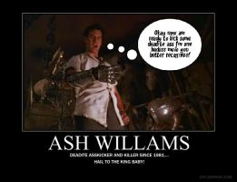 Army Of Darkness Funny Caption by AlmightyPineapple