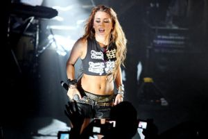 Miley Cyrus Belly 5 by nickoli19