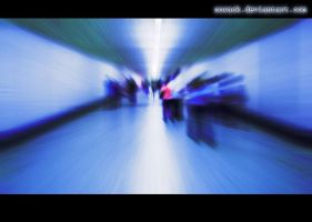 Tunnel to Park and Ride by ZORACK