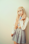 Going blonde 01 by etanphotography