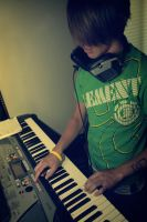 Playing The Melody by maniacalbehavior