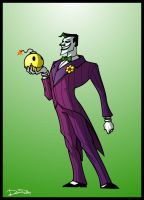 The Joker by ferwar
