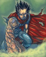 the tetsuo by toonfed