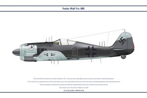 Fw190A6 NJG10 2 by WS-Clave