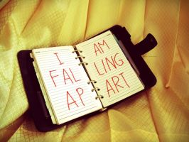 falling apart by adrkrist