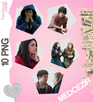Medcezir PNG Pack by tobe-normal