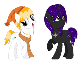 Contest Entry - Design a Pony 2 by PinkPopcornWithSoda
