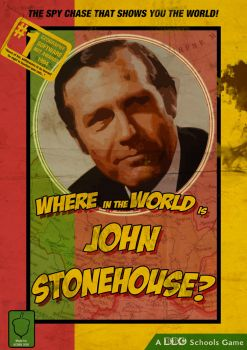 Where in the World is John Stonehouse? by LordRoem