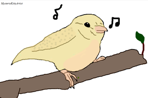 Canary by Sugerpie56