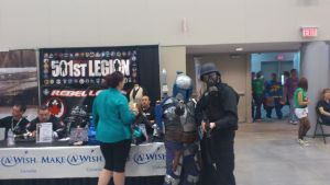 NF Comicon : Me and Jango Fett by TheWarRises