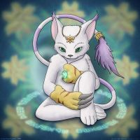 The Zen of Gatomon by StellarWind