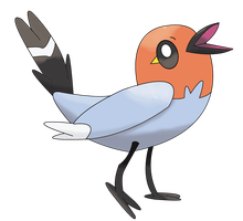 Fletchling by TheAngryAron
