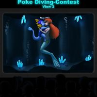 Poke Diving Contest 2 by UWfan-Tomson