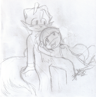 Sit With Me - locoexclaimer by TailsFanclub