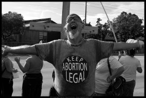 Keep Abortion Legal by digitalgrace