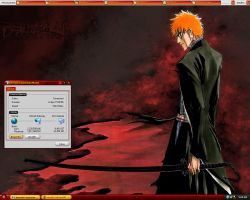 Bleach 4 Desktop Screenshot by zerwell