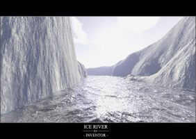 Ice River by Inventor