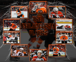 Flyers Wallpaper by Vanessa28