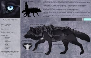 Delrayn - Reference Sheet by Khalliys