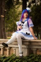 Sailor Stocking by cloeth