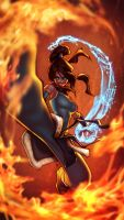 The Legend of Korra by Lavah